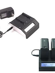 G-352 duplo carregador de bateria digital para SONY BPU60/BPU30/BPU90/BPU30