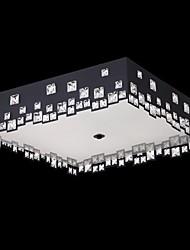 lámparas de techo, 8 ligera, sencilla artística ms-33101 moderno