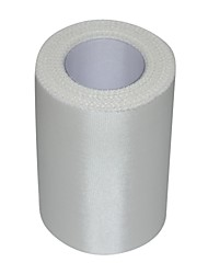 Sports Outdoor 7.5cm x 9.1m Silk Tape Cloth Surgical Tape