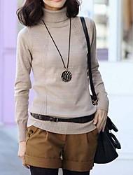 Pantalons pour Femmes  (Tweed/Coton/Mélanges de Coton/Coton Organique) Shorts - Epais - Micro-élastique