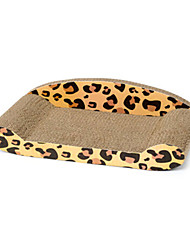 Corrugated Paper Sofa Cattery for Pets Cats