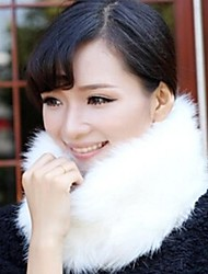 Women Faux Fur Scarf , Party/Casual