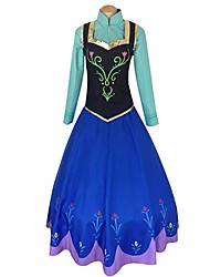 Frozen Princesa Anna de Cosplay