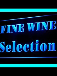 Fine Wine Selection Advertising LED Light Sign