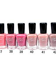 French Imports Makings Pro-environment Nail Polish NO.36-42(16ml,Assorted Color)