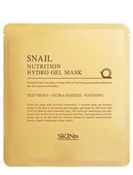 [SKIN79] 5ea Máscara Caracol Nutrição Hidro Gel