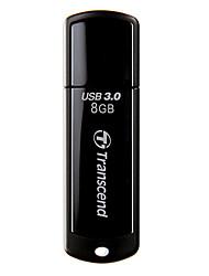 transcender 8gb usb oi-velocidade de movimentação 3.0 do flash jf700