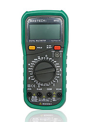 MASTECH MY61 Digital LCD Multimeter Voltmeter OHM VOLT Tester Auto Power Off