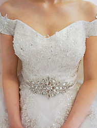 Handmade Rhinestone Wedding/Special Occasion Sashes
