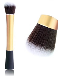 1pcs Foundation Brush Professional Eyeshadow Powder Blush Foundation Brush Cosmetic Brush Makeup Tool