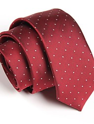 SKTEJOAN® Men's Business Suits  Polyester Wedding Narrow Tie(Width: 5CM)