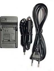 EU Standard Battery Charger and Card Charger for GoPro Hero 3+/3