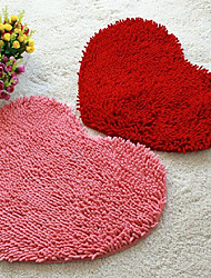 Lovely and Useful Heart-shaped Carpet