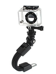 YuanBoTong   Motorcycle Bracket with Tripod Adaptor for GoPro Hero 3+/3/2/1