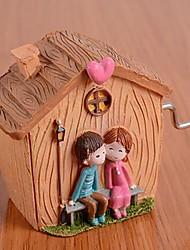Enkay прекрасный игрушку музыка ячейка шаблон для подарка или украшения (Радом стиль)