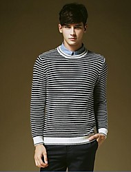 Men's Sweaters in the Fall and Winter