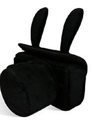 Cute Rubbit Waterproof Bag for Pentax Q10 5-15mm