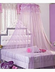 Utility Type Ceiling Hanging Round Royal Princess Bed Mosquito Nets Curtain