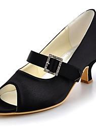 Da donna Scarpe da sposa Tacchi/Spuntate/Aperta Scarpe col tacco Matrimonio