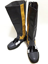 Kagerou Project Konoha / Haruka Kokonose PU Leather Cosplay Boots