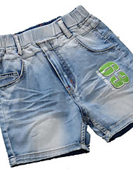 Boy's Cotton Shorts / Jeans,Summer / Spring / Fall