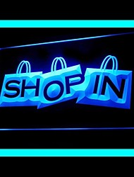 Shop Boutiques Advertising LED Light Sign