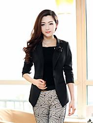 Women's Suits & Blazers , Cotton Casual/Work Ruilifang