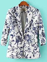 Women's Tops & Blouses , Cotton Blend Casual SHOPCARA