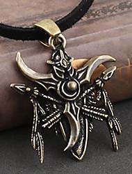 мужская World Of Warcraft кулон ожерелье