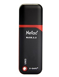 u903 netac® 16gb usb 3.0 unidade de flash