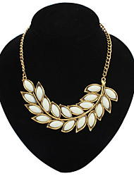 Tiffany Western New Style Bohemia Leaf Neckless