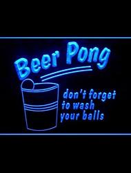 publicidade jogo beer pong levou sinal de luz