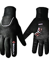 BOODUN® Sports Gloves Women's / Men's / Unisex Cycling Gloves Winter Bike Gloves Keep Warm / Windproof Full-finger Gloves / Winter Gloves