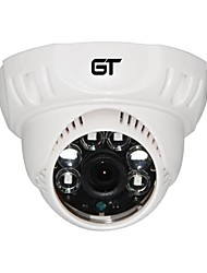 GT VIEW 1.0 Megapixel 1280*720P Indoor Mini Dome P2P Night Vision IP Network Camera