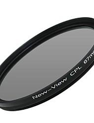 Новый взгляд поляризатор фильтр для камеры (67мм)