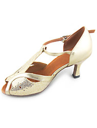 Women's Leatherette/Sparkling Glitter Latin / Ballroom Dance  Shoes(More Colors)