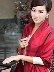 Ms. 2014 New Winter Classic Plaid Long Warm Scarf Shawl Bali Yarn