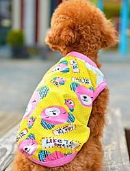 Summer Vest Dog Clothes Pet Apparel