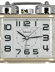 Telesonic ™ modèle de l'Europe de Bell Double Night-light alarme Mute Horloge