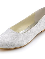 Lace Women's Wedding Closed-toes Flats Shoes(More Colors)