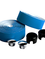 Велоспорт Руль ленты Синий Углеродное волокно / ПУ 1 pair(2 Pcs)-NUCKILY