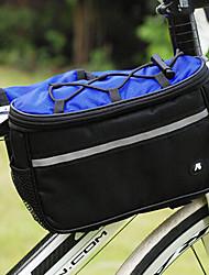 Bike Frame Bag Cycling/Bike For Multifunctional , Blue , Polyester)