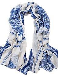 caliente (mariposa) bufanda de las mujeres