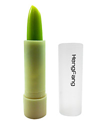 Lip Salve Green and Apple- scented
