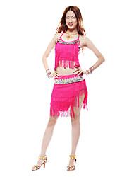 Dancewear Women's Cotton Latin Dance Outfit