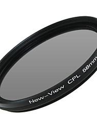 Новый взгляд поляризатор фильтр для камеры (58 мм)