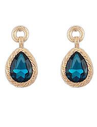 vor elegant Vergoldung Juwel Ohrring der Frauen