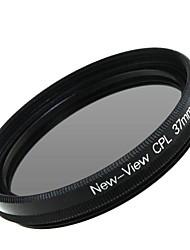 Новый взгляд поляризатор фильтр для камеры (37мм)