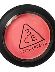 3CE simple fard à joues couleur rousse et naturel