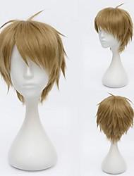 One Week Friends Hase Yuuki Brown Cosplay Wig